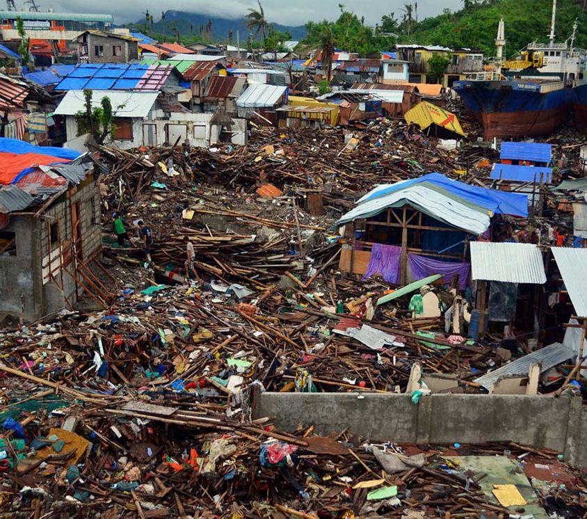 PROSAC se solidariza con Filipinas