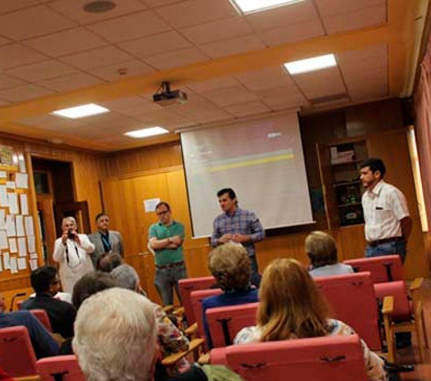 Jornada Diocesana de Pastoral de la Salud Santander