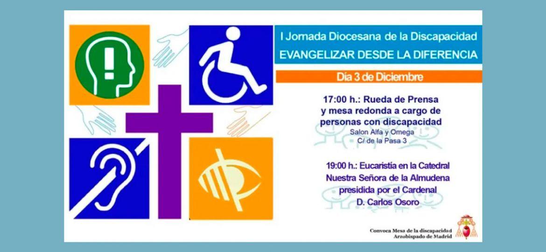 Jornada Diocesana de la Discapacidad