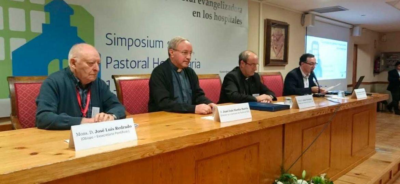 Comunicado simposio Pastoral hospitalaria