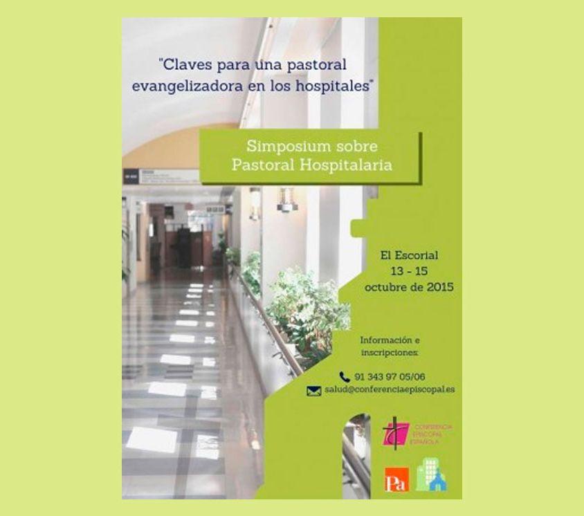Simposium sobre Pastoral Hospitalaria